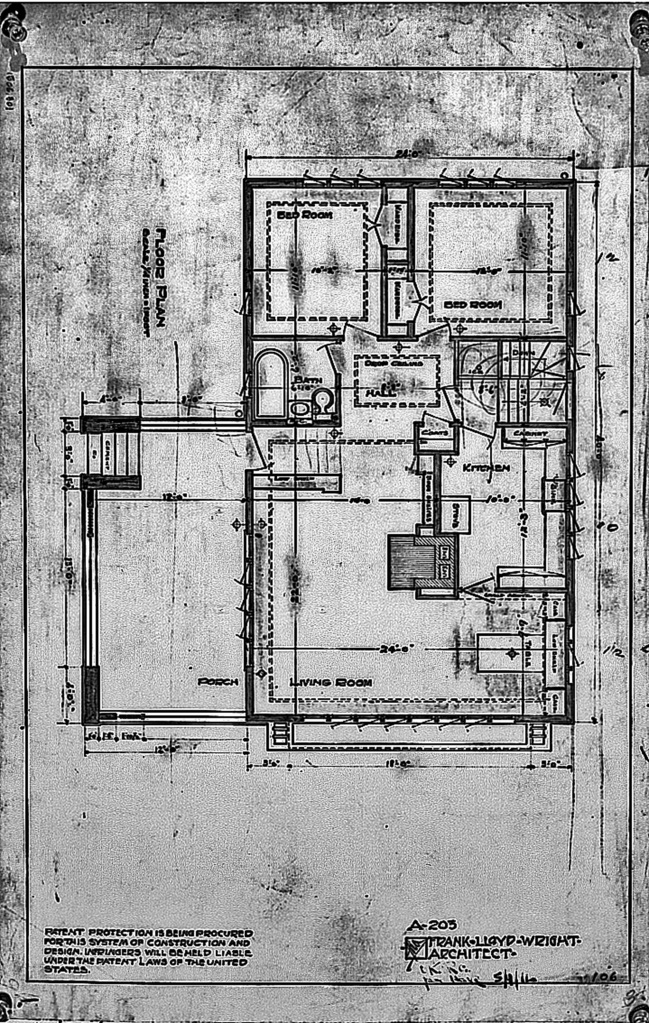 All illustrations reproduced by permission from the sources credited. Frank Lloyd Wright drawings: Copyright © 2021 The Frank Lloyd Wright Foundation, Scottsdale, AZ. All rights reserved. Frank Lloyd Wright Foundation Archives: architectural drawings, ca. 1885–1959. The Frank Lloyd Wright Foundation Archives (The Museum of Modern Art | Avery Architectural & Fine Arts Library, Columbia University, New York).